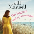 """""""Det begynte med en hemmelighet"""" av Jill Mansell"""