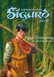 Omslagsbilde av Sigge Svinedreng