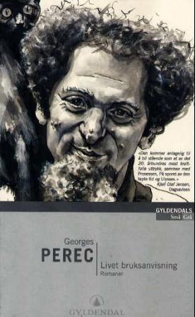 """""""Livet bruksanvisning - romaner"""" av Georges Perec"""
