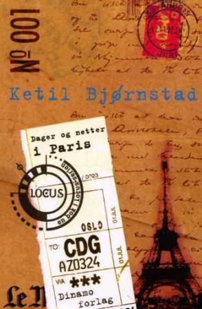 """""""Dager og netter i Paris"""" av Ketil Bjørnstad"""