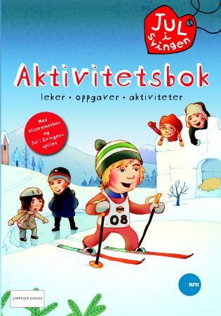 """""""Aktivitetsbok - leker, oppgaver, aktiviteter"""" av Pia Larsen"""