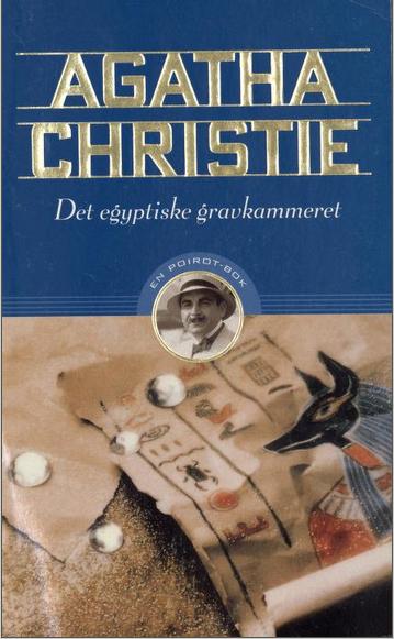 """""""Det egyptiske gravkammeret og andre Poirot-mysterier"""" av Agatha Christie"""