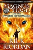 """Magnus Chase and the Gods of Asgard, Book 1 The Sword of Summer"" av Rick Riordan"