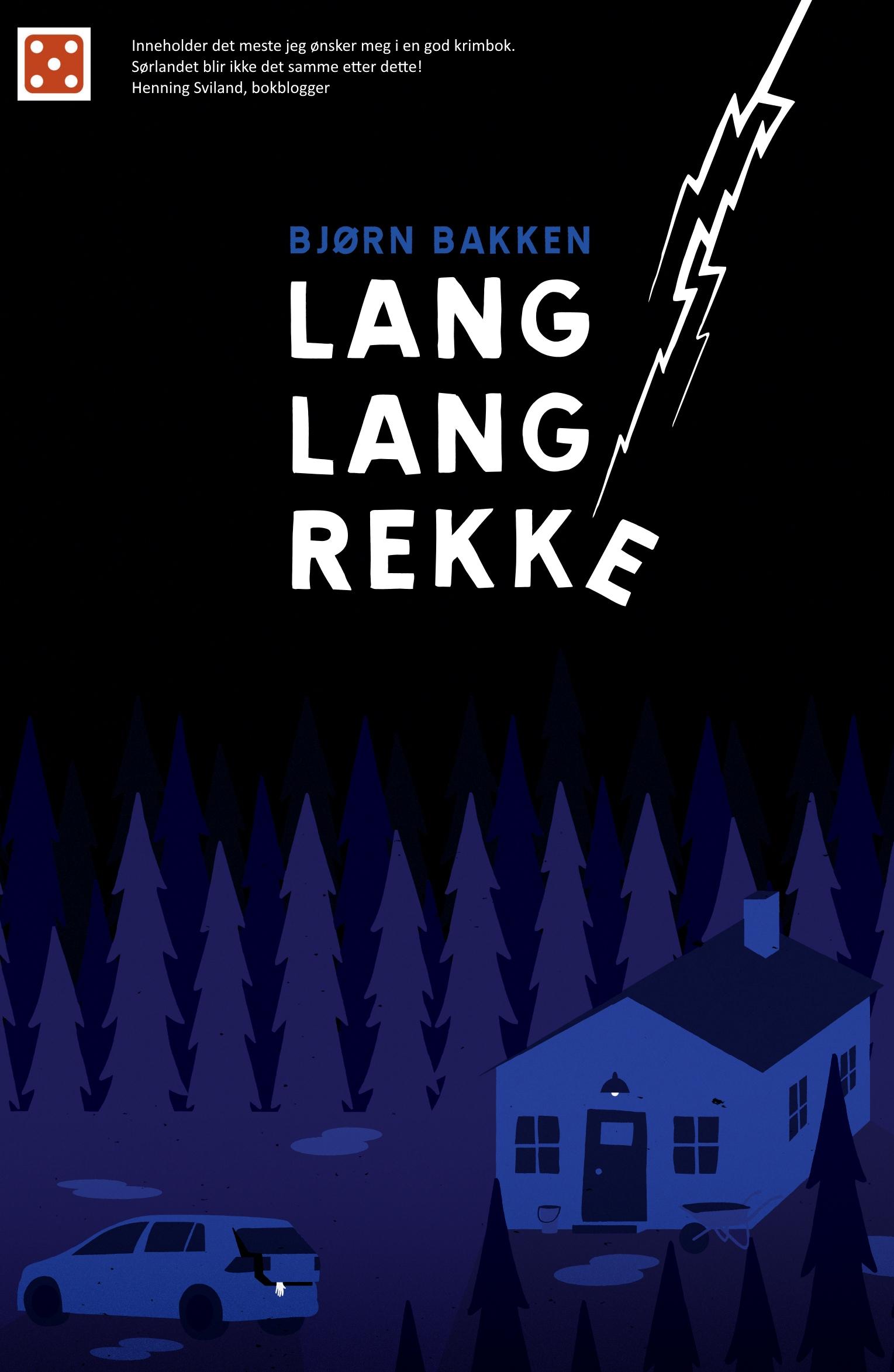 """""""Lang lang rekke"""" av Bjørn Bakken"""