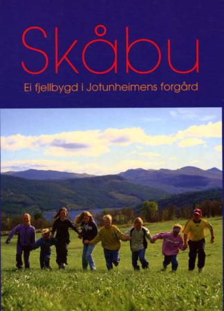 """""""Skåbu - ei fjellbygd i Jotunheimens forgård"""" av Arvid Møller"""