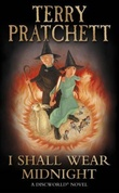 """I shall wear midnight"" av Terry Pratchett"