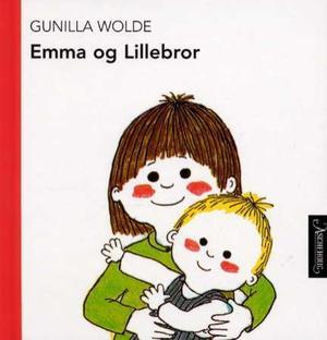 """""""Emma og Lillebror"""" av Gunilla Wolde"""