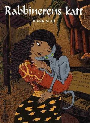 """""""Rabbinerens katt"""" av Joann Sfar"""