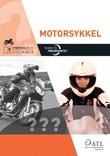 """""""Veien til førerkortet - motorsykkel"""" av Roger Dalsaune"""