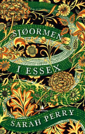 """""""Sjøormen i Essex"""" av Sarah Perry"""