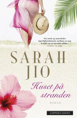 """""""Huset på stranden"""" av Sarah Jio"""