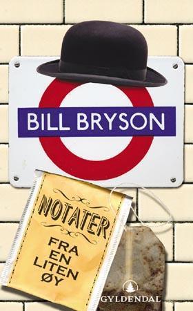 """""""Notater fra en liten øy"""" av Bill Bryson"""