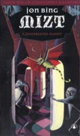 """""""Mizt - gjenferdenes planet"""" av Jon Bing"""