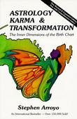 """""""Astrology, Karma and Transformation - Inner Dimensions of the Birth Chart"""" av Stephen Arroyo"""