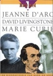 """Møte med Jeanne d'Arc, David Livingstone, Marie Curie"" av Else Færden Bringsværd"