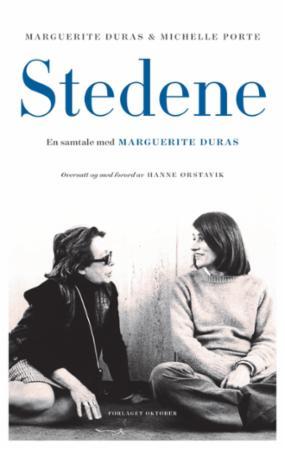 """""""Stedene - en samtale med Marguerite Duras"""" av Marguerite Duras"""