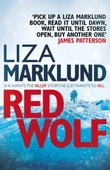 """""""Red wolf"""" av Liza Marklund"""