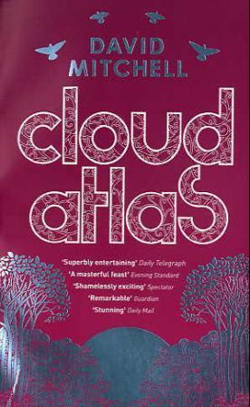 """""""Cloud atlas"""" av David Mitchell"""