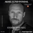 """""""Større enn meg en selvbiografi"""" av Aksel Lund Svindal"""