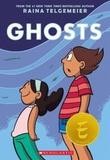 """""""Ghosts"""" av Raina Telgemeier"""