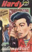 """""""Hardy-guttene og radiomysteriet"""" av Franklin W. Dixon"""