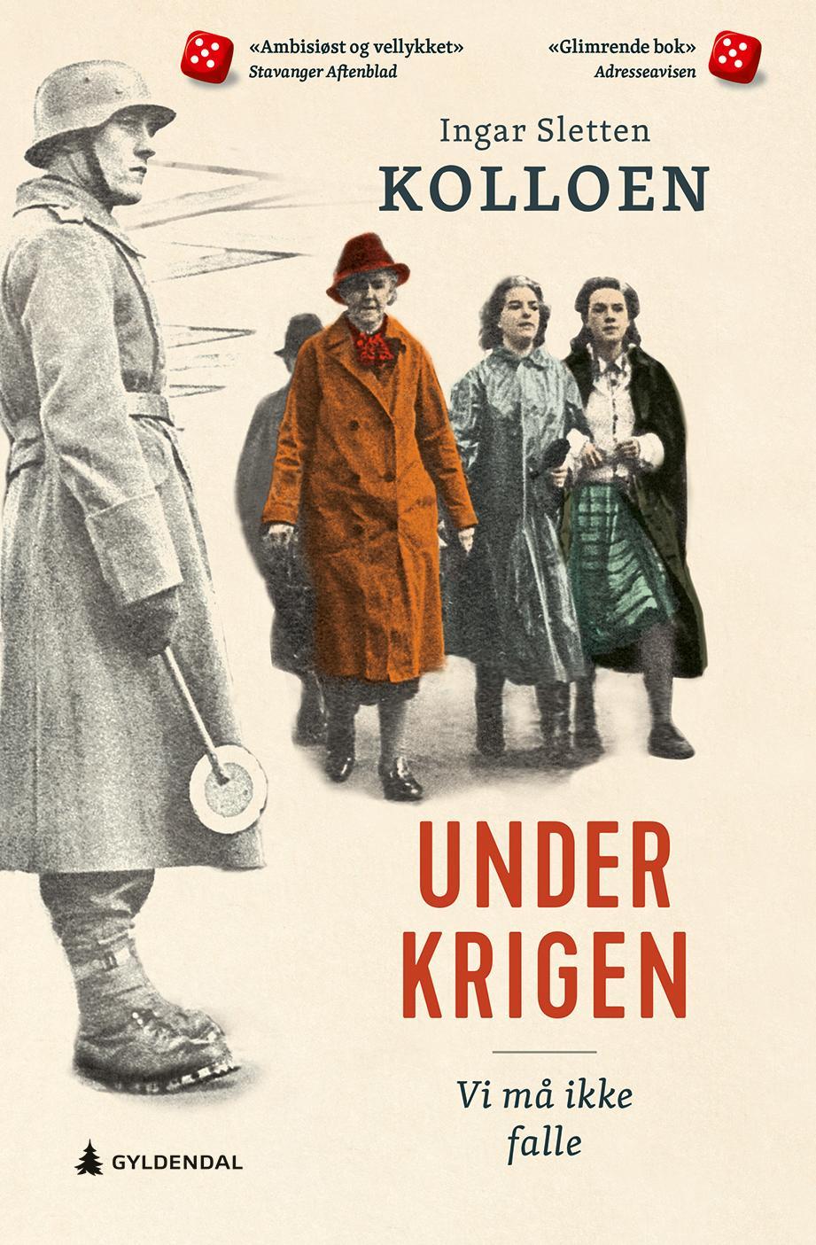 """""""Under krigen - Bind 1"""" av Ingar Sletten Kolloen"""
