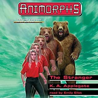 """""""The Stranger - Animorphs #7"""" av K. A. Applegate"""