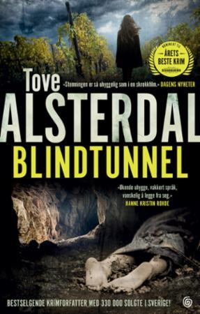 """""""Blindtunnel"""" av Tove Alsterdal"""
