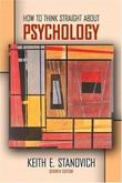 """""""How to Think Straight About Psychology"""" av Keith E. Stanovich"""