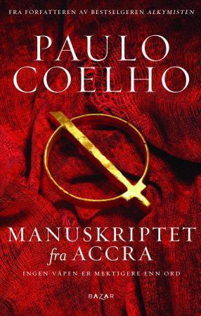"""Manuskriptet fra Accra"" av Paulo Coelho"