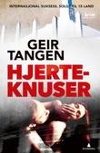 """""""Hjerteknuser - kriminalroman"""" av Geir Tangen"""