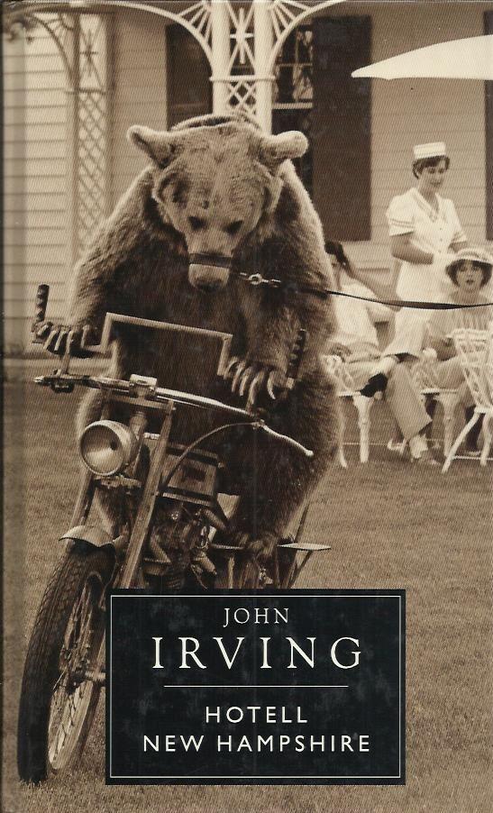 """""""Hotell New Hampshire"""" av John Irving"""