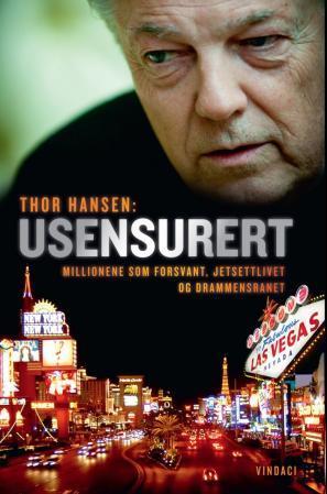 """""""Thor Hansen - usensurert"""" av Roy Kvatningen"""