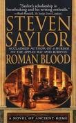"""""""Roman blood - a novel of ancient Rome"""" av Steven Saylor"""