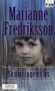 """""""Skumringens lys"""" av Marianne Fredriksson"""