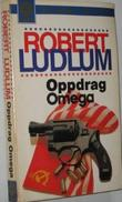 """""""Oppdrag Omega"""" av Robert Ludlum"""