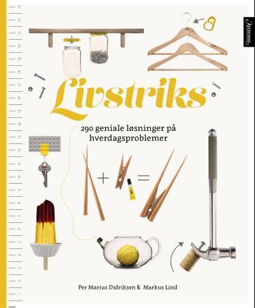 """""""Livstriks - livstriks er kreativitet i praksis"""" av Per Marius Didriksen"""