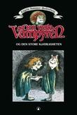 """""""Den vesle vampyren og den store kjærligheten"""" av Angela Sommer-Bodenburg"""