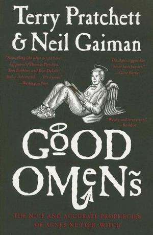 """Good Omens - The Nice and Accurate Prophecies of Agnes Nutter, Witch"" av Neil Gaiman"
