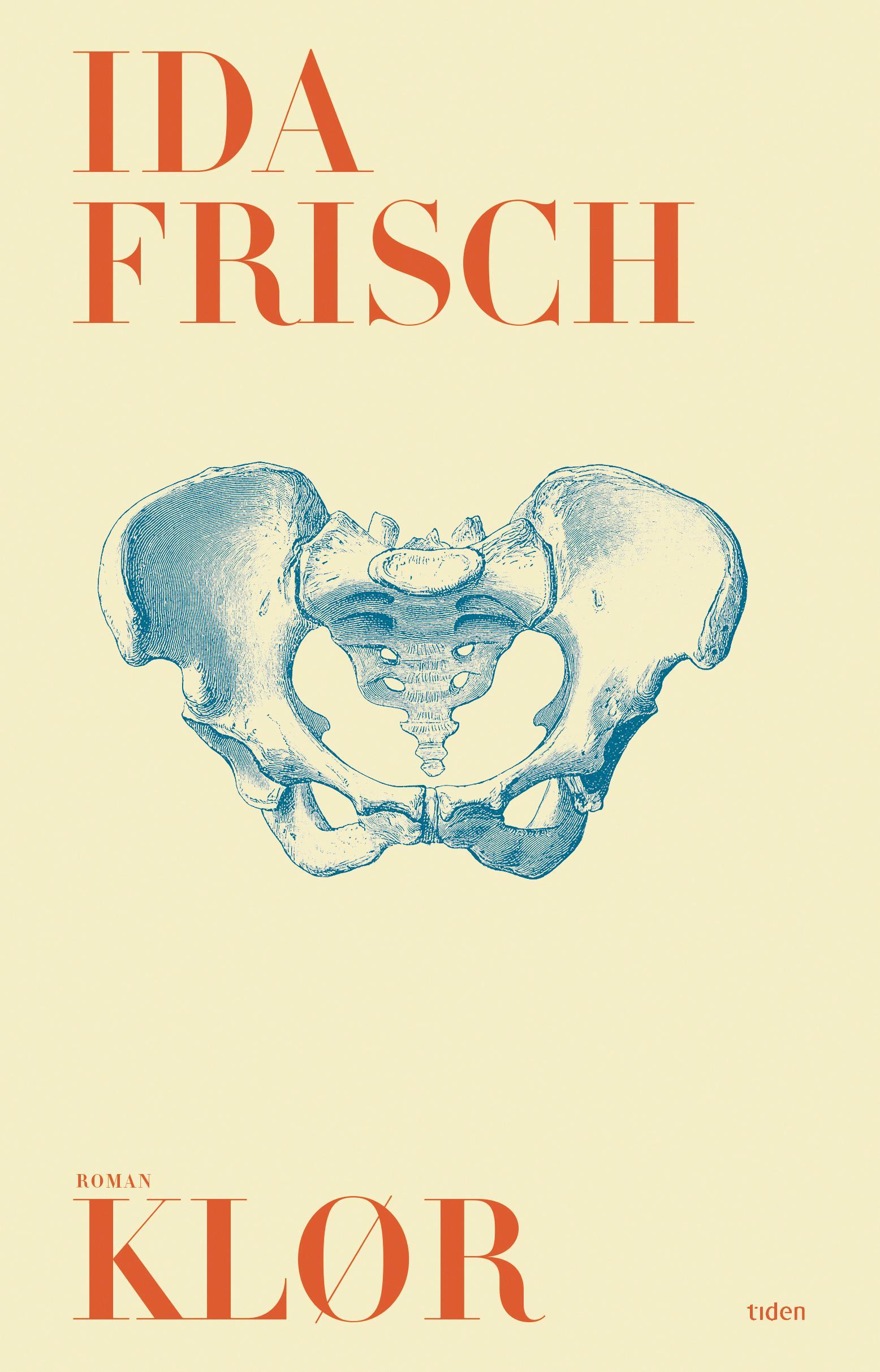 """""""Klør - roman"""" av Ida Frisch"""
