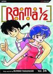 """""""Ranma 1/2, Vol. 34"""" av Rumiko Takahashi"""