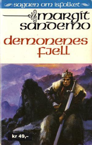"""""""Demonenes fjell"""" av Margit Sandemo"""