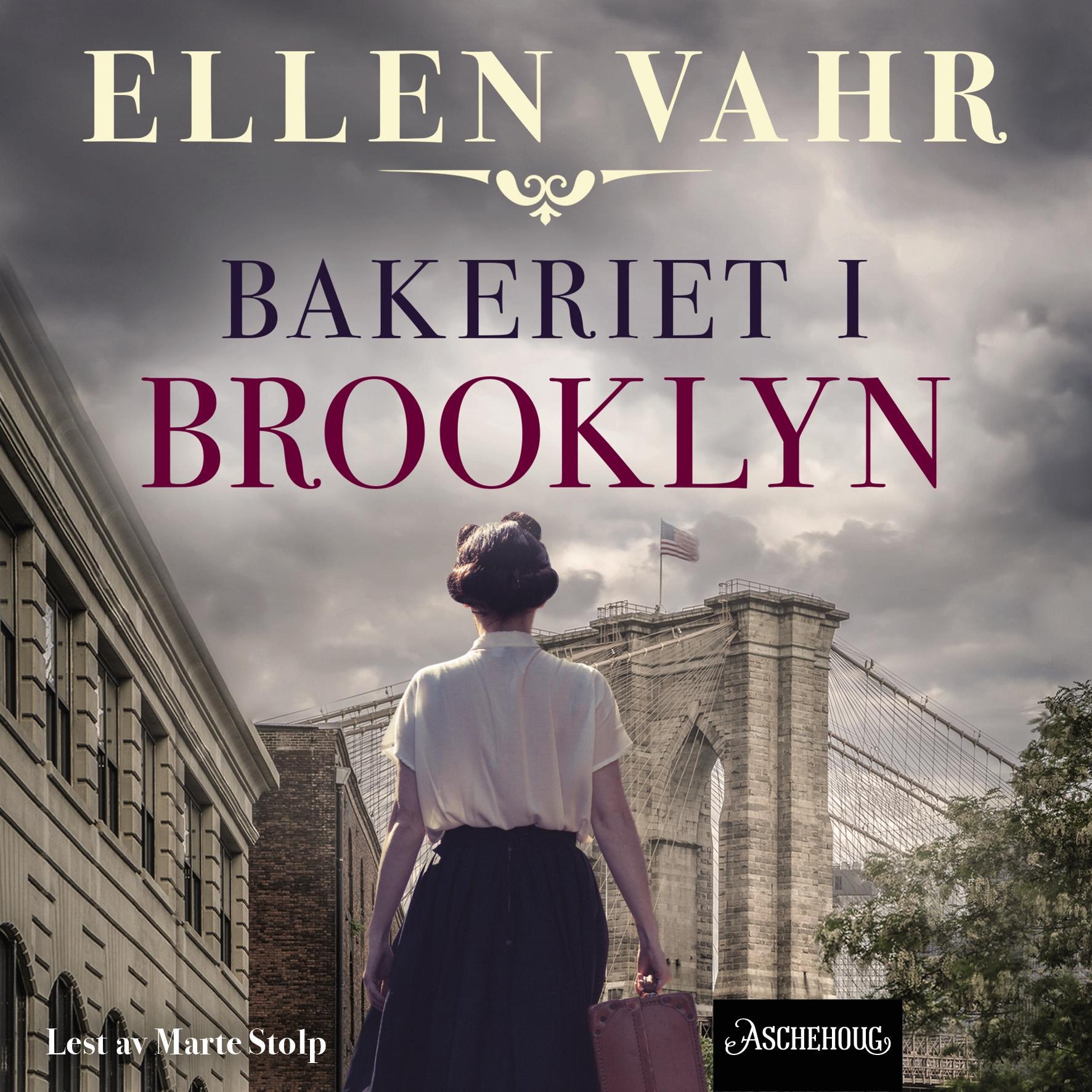 """""""Bakeriet i Brooklyn"""" av Ellen Vahr"""