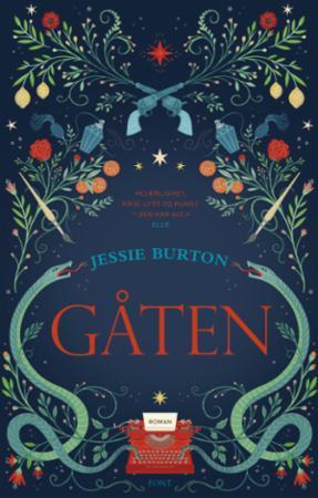 """""""Gåten"""" av Jessie Burton"""