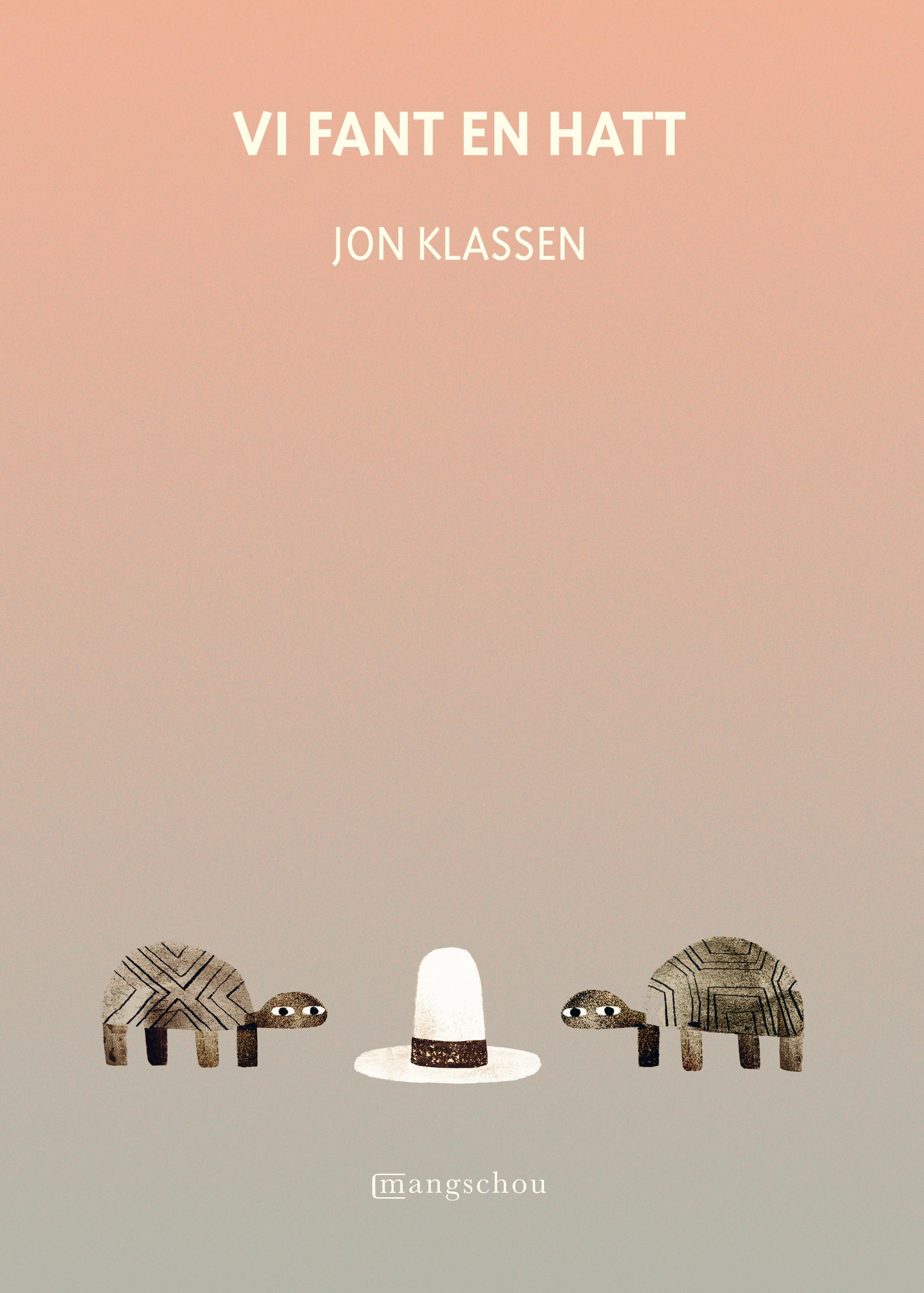 """""""Vi fant en hatt"""" av Jon Klassen"""