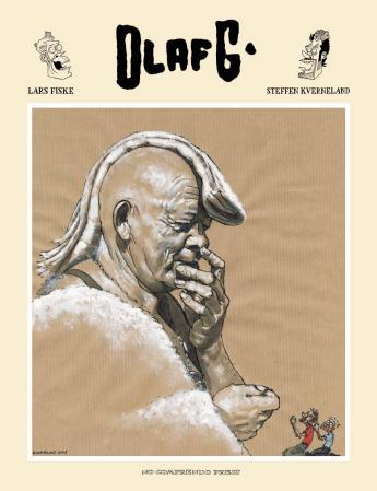"""""""Olaf G."""" av Lars Fiske"""