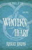 """""""Winter's heart - the wheel of time 9"""" av Robert Jordan"""
