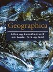 """""""Geographica atlas og kunnskapsverk om Jorda, folk og land"""" av Ray Hudson"""