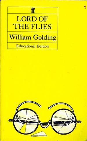 """Lord of the flies - a novel"" av William Golding"