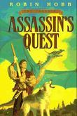 """""""Assassin's quest"""" av Robin Hobb"""